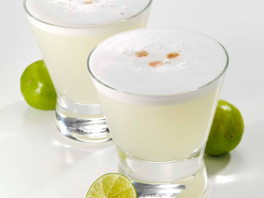 Pisco Sour Light