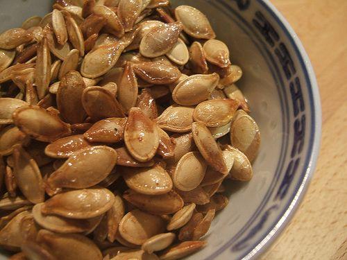 Semillas de Zapallo Caramelizadas